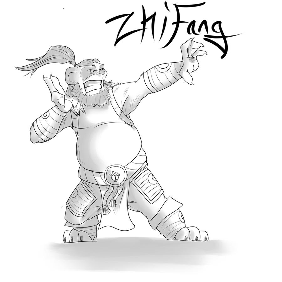 Zhifang by lonelion4ever