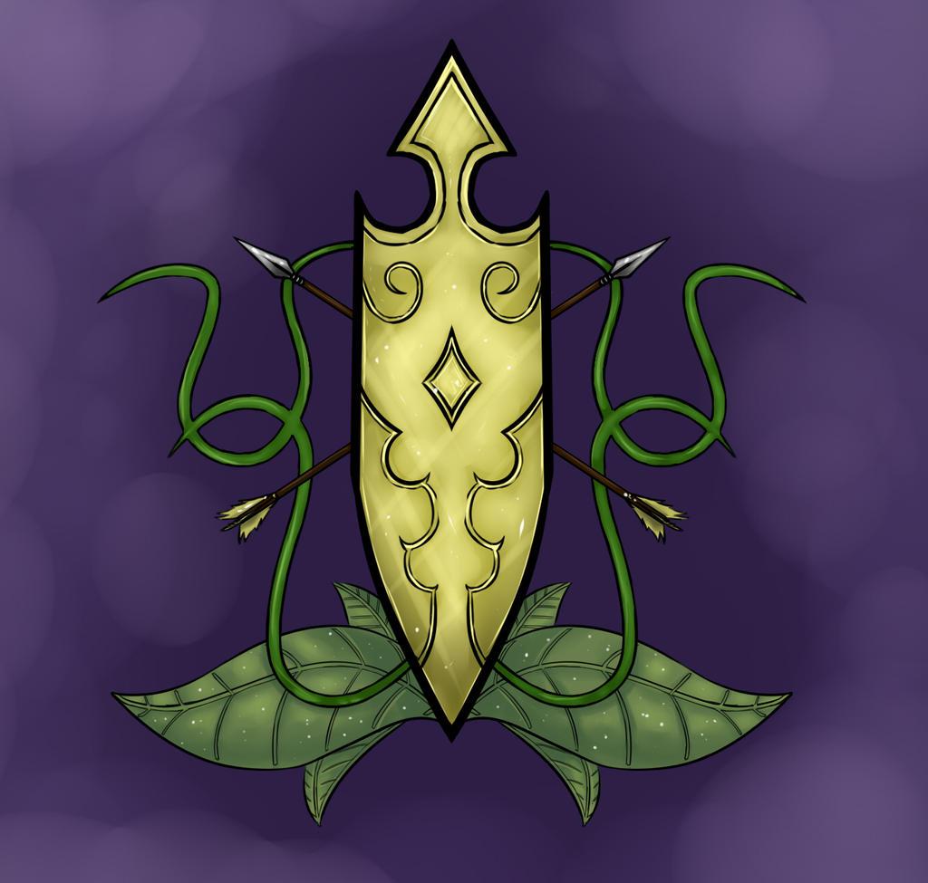 Tirn en taur emblem idea by lonelion4ever