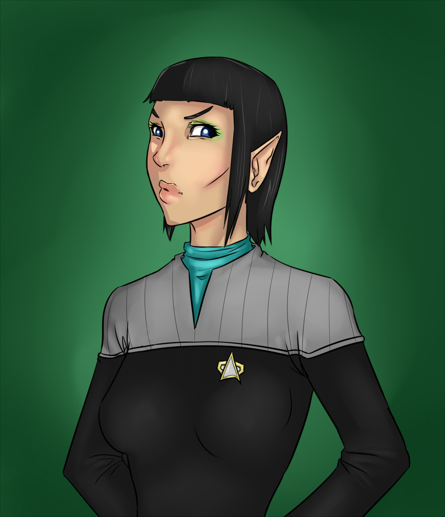 Vulcan Commission by lonelion4ever