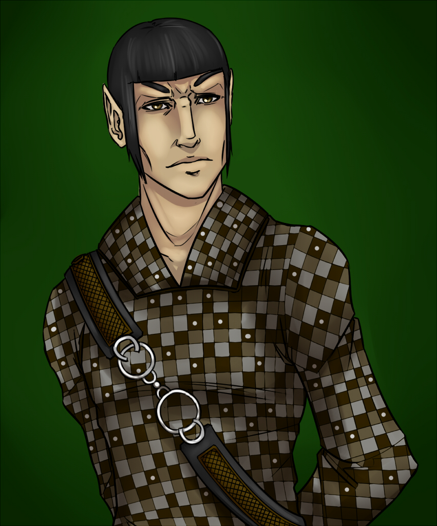 Romulan Commission by lonelion4ever