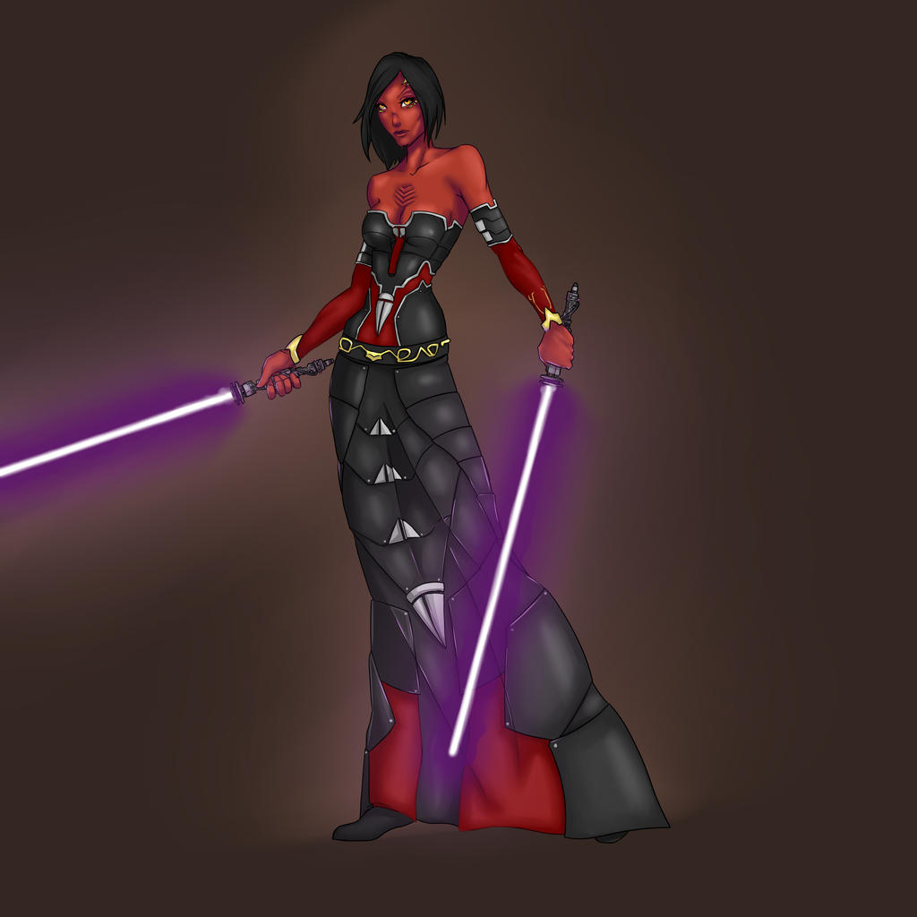Sith commission by lonelion4ever