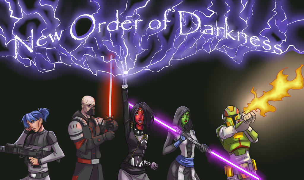 Guild Banner Commission by lonelion4ever