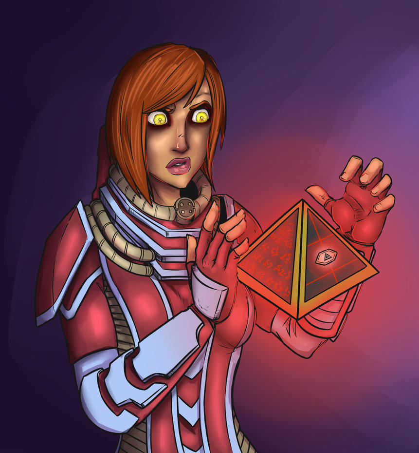 Guildie COmmission by lonelion4ever