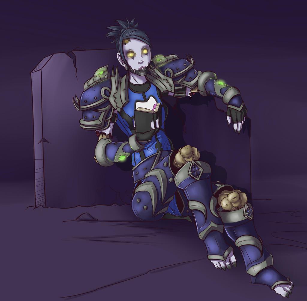 Forsaken Commission by lonelion4ever
