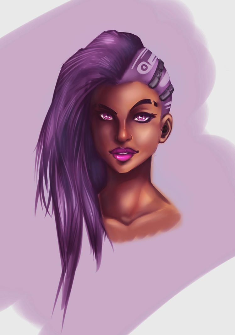 Sombra by lonelion4ever