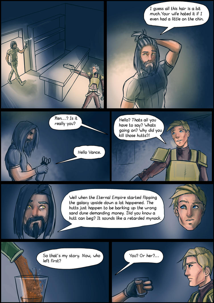 Return - Page 4 by lonelion4ever