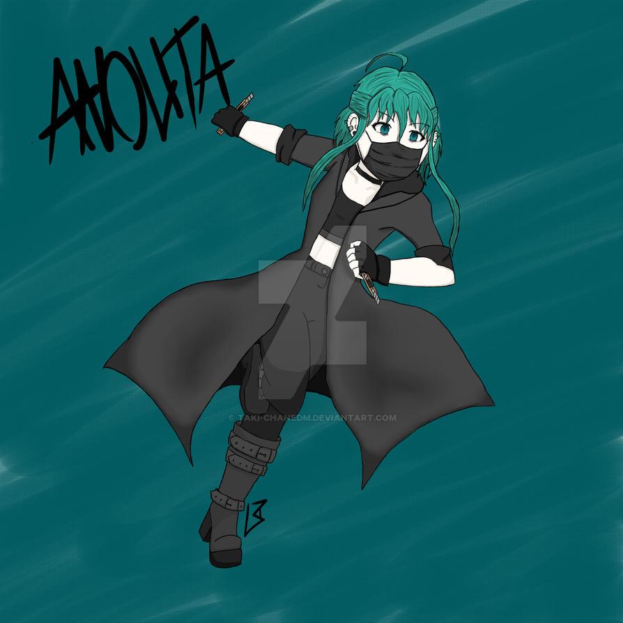 Anolita by Taki-chanEDM