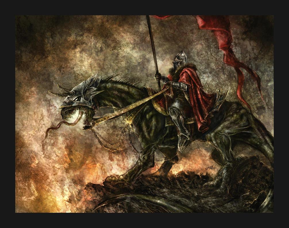 Dark Knight by Remton