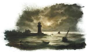 Mer Nocturne by Remton