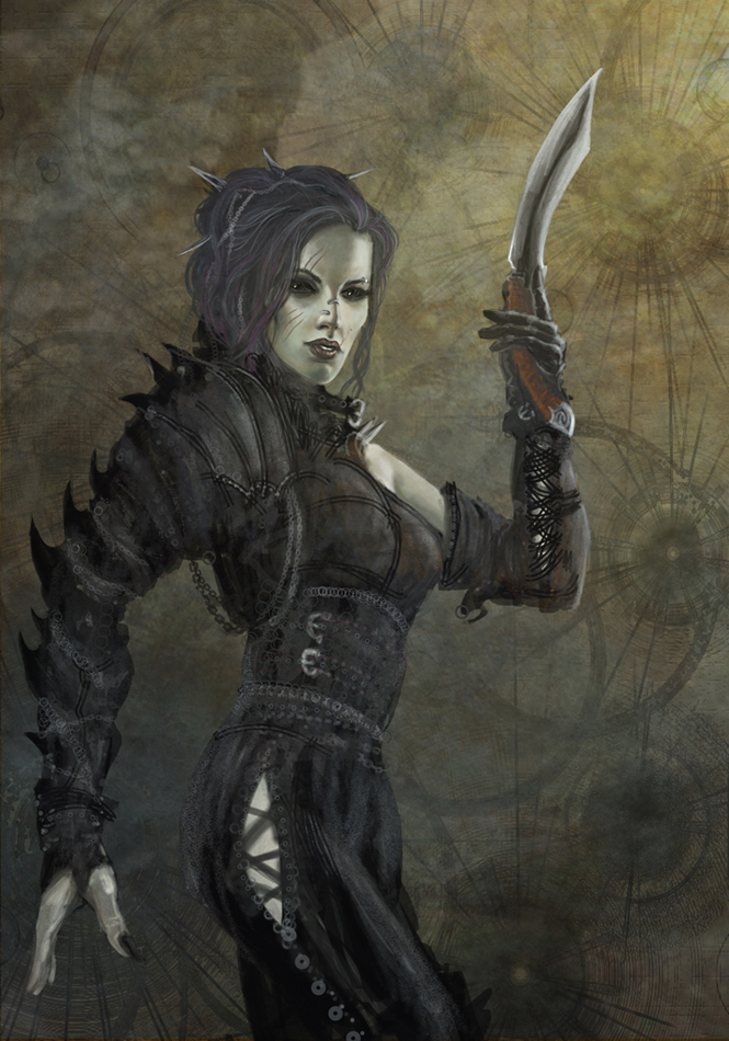 Raven Assassin by Remton