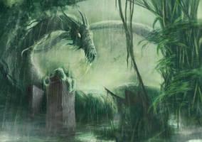 SwampDragon by Remton