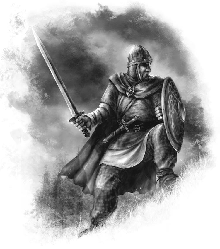 Heavy Warrior by Remton
