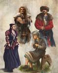 TRi-Kazel folks