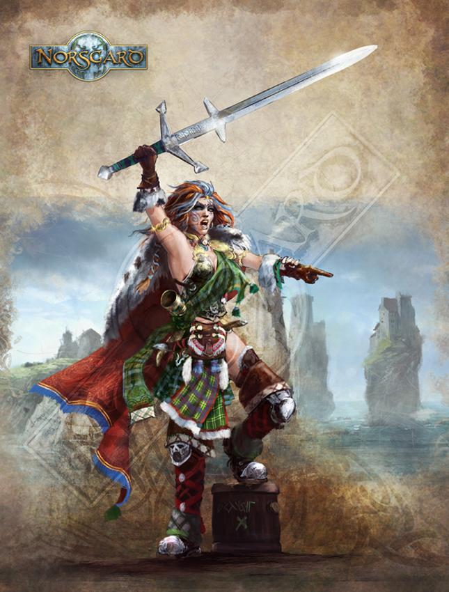 Dragen's Warchief by Remton