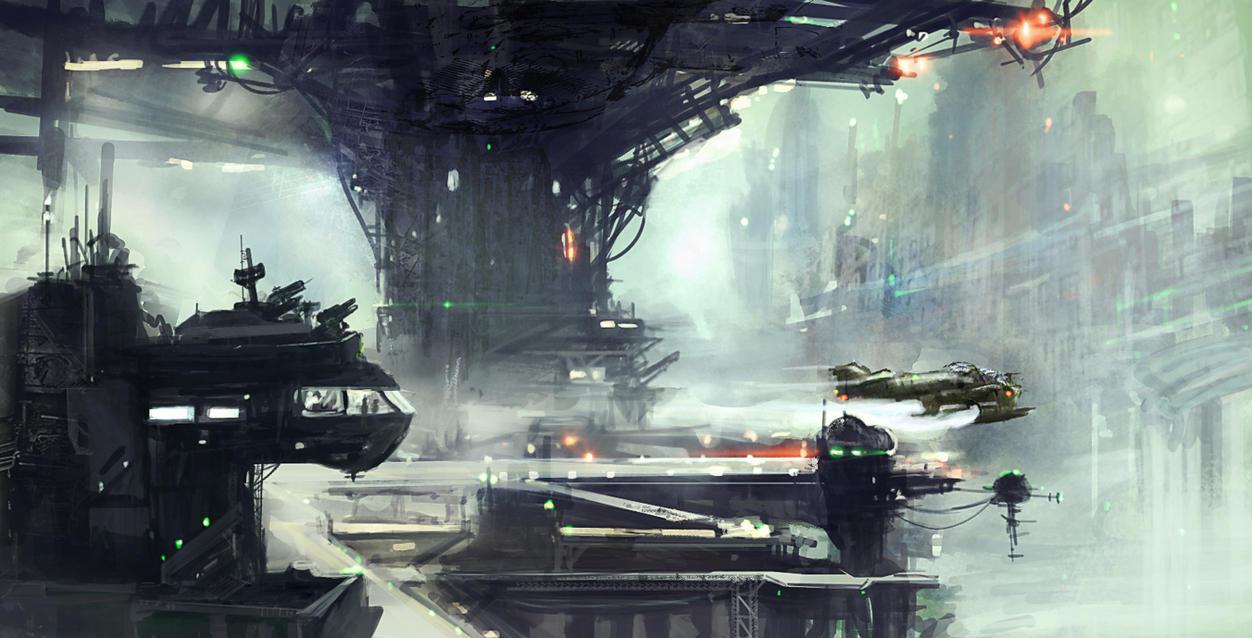 Scifi 04 by Remton