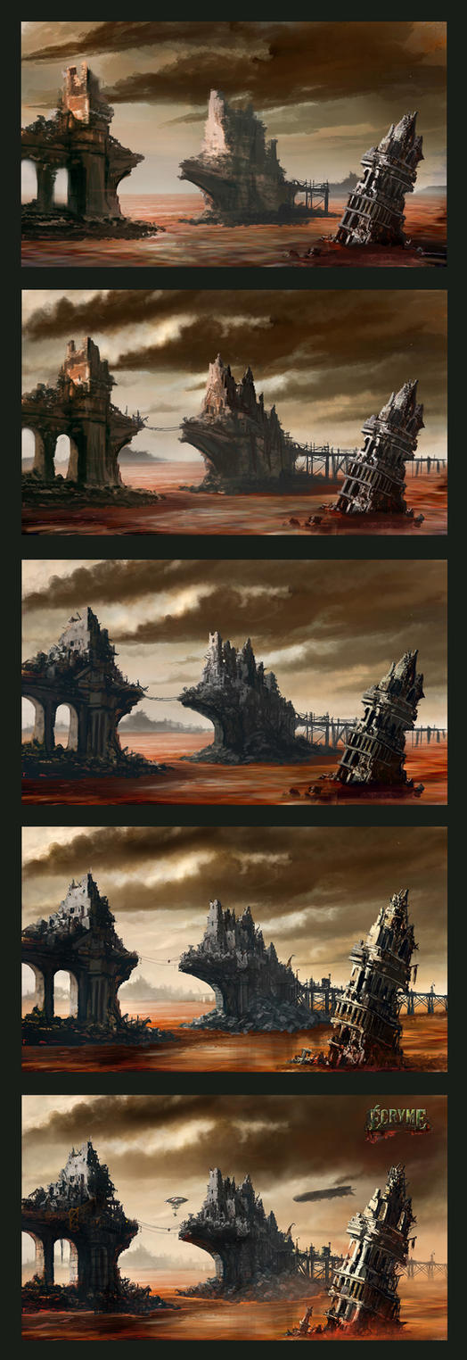 Ruines Process by Remton