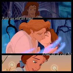 Tale as old as time by LoveDustAngel