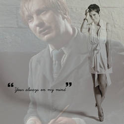 Your always on my mind by LoveDustAngel