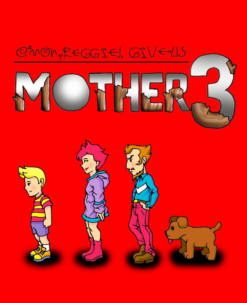 Mother 3 art by richterwilker on DeviantArt