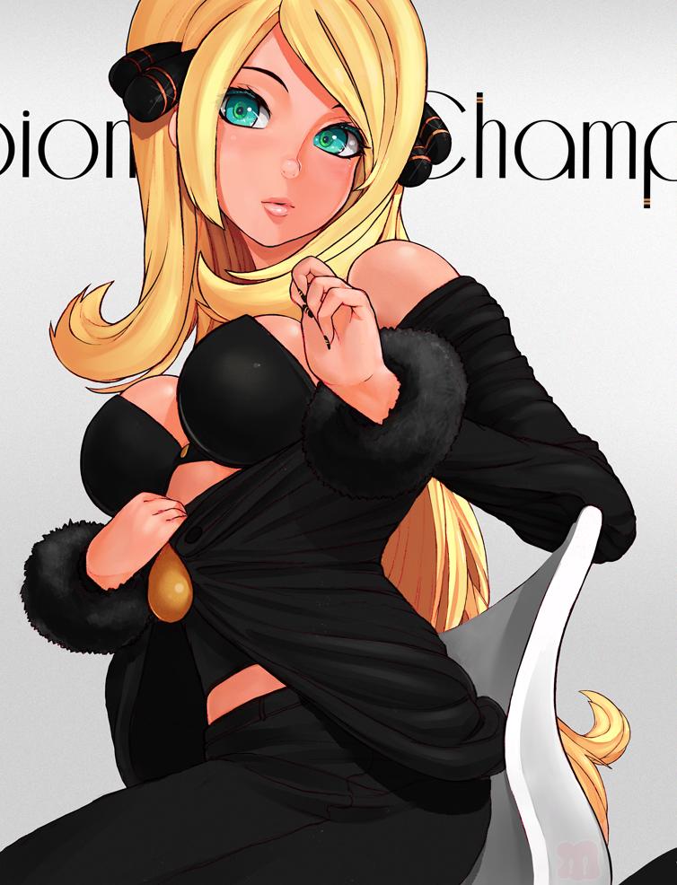 Champion by llliquel