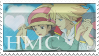 I Love Howls Moving Castle Stamp by 123Stamps123