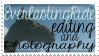 Everlasting ride, editing and photography stamp by 123Stamps123