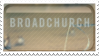 Broadchurch stamp by 123Stamps123