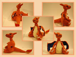 Charizard by AyumiNoon