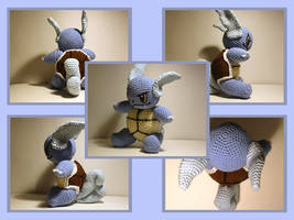 Wartortle by AyumiNoon