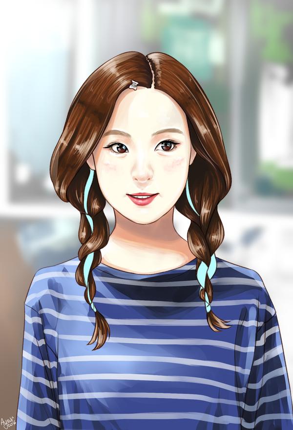 Irene by ayandesu