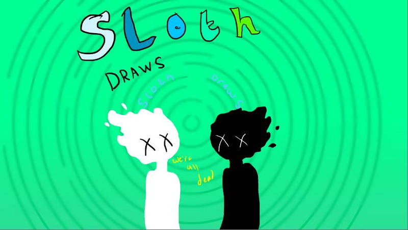 working by Sloth1Draws
