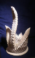 Origami Swan by Drahoslav7