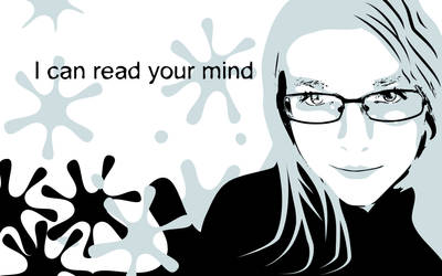 I can read your mind by Drahoslav7