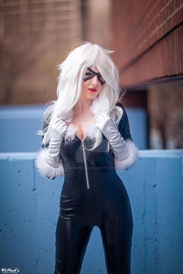 Black Cat S by DarkFelicia