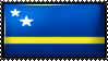 Country of Curacao by Flag-Stamps