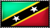 Federation of Saint Christopher and Nevis by Flag-Stamps
