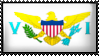 Virgin Islands of the United States by Flag-Stamps