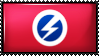 Flash and Circle by Flag-Stamps