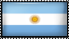 Argentina by Flag-Stamps