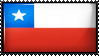 Republic of Chile by Flag-Stamps