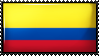 Republic of Colombia by Flag-Stamps