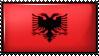 Republic of Albania by Flag-Stamps