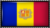 Principality of Andorra by Flag-Stamps