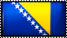 Bosnia and Herzegovina by Flag-Stamps