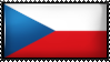 Czech Republic by Flag-Stamps