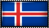 Iceland by Flag-Stamps