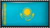Republic of Kazakhstan by Flag-Stamps
