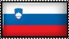 Republic of Slovenia by Flag-Stamps