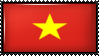 Socialist Republic of Vietnam by Flag-Stamps