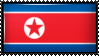 Democratic People's Republic of Korea by Flag-Stamps